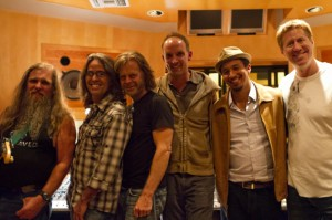 Everyone involved with the Studio Recording for the Video Tracks.