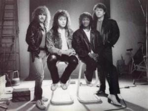 Crabby Appleton (Left to Right) Mike Cochrane, Michael Fennelly, Roger Koko Powell, Faldo